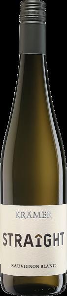 Krämer Straîght Sauvignon Blanc, 2020, Qualitätswein trocken, 12,5 % Vol.